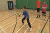 : Ball arm to arm - 3 Grass roots